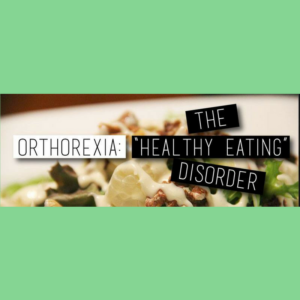 Orthorexia pic