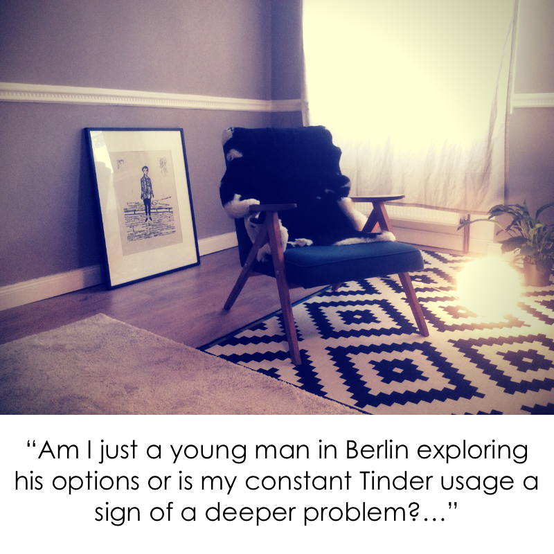 Therapy Berlin Tinder